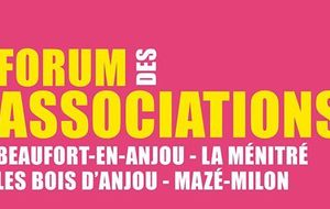 Forum des association 2019 Beaufort-En-Anjou